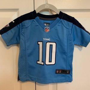 18months Tennessee Titans Locker Jersey